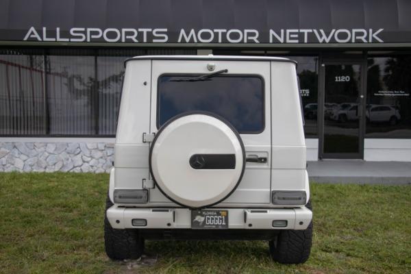 Used 2011 Mercedes-Benz G-Class G 55 AMG | Miami, FL n15