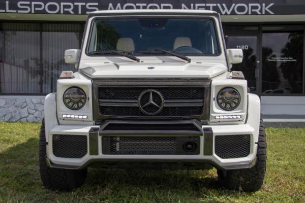 Used 2011 Mercedes-Benz G-Class G 55 AMG | Miami, FL n3