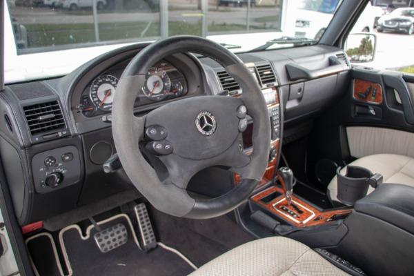 Used 2011 Mercedes-Benz G-Class G 55 AMG | Miami, FL n33