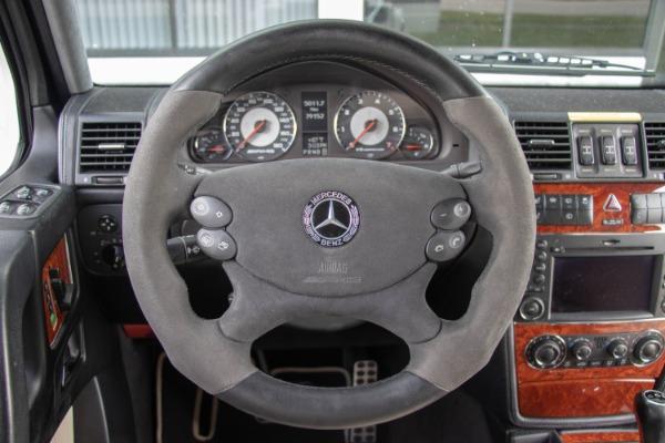 Used 2011 Mercedes-Benz G-Class G 55 AMG | Miami, FL n38