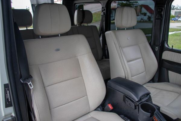 Used 2011 Mercedes-Benz G-Class G 55 AMG | Miami, FL n46