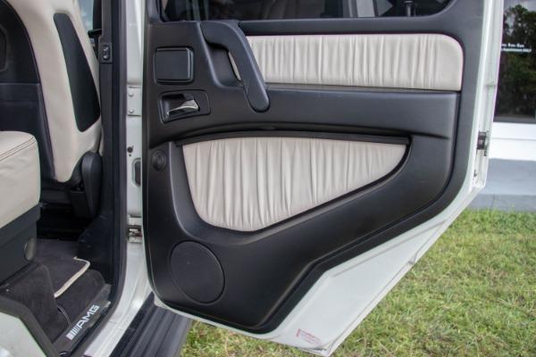 Used 2011 Mercedes-Benz G-Class G 55 AMG | Miami, FL n48