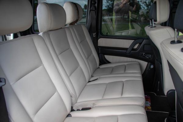 Used 2011 Mercedes-Benz G-Class G 55 AMG | Miami, FL n49
