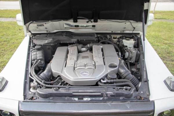 Used 2011 Mercedes-Benz G-Class G 55 AMG | Miami, FL n50