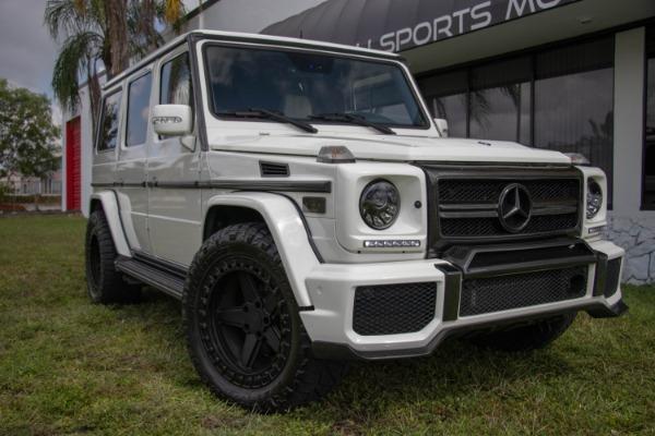 Used 2011 Mercedes-Benz G-Class G 55 AMG | Miami, FL n8