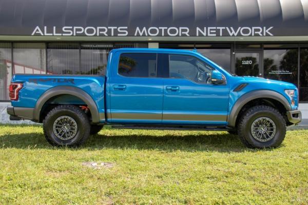 Used 2019 Ford F-150 Raptor | Miami, FL n12