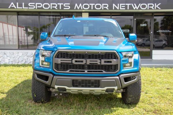 Used 2019 Ford F-150 Raptor | Miami, FL n21