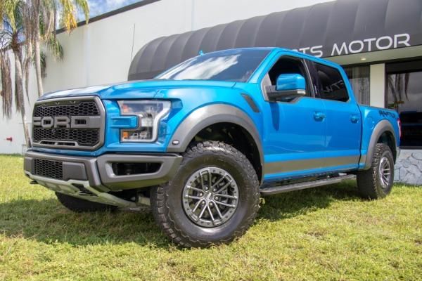 Used 2019 Ford F-150 Raptor | Miami, FL n22