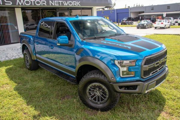 Used 2019 Ford F-150 Raptor | Miami, FL n23