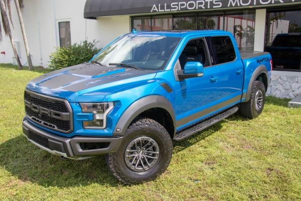 Used 2019 Ford F-150 Raptor | Miami, FL n25