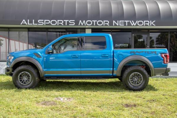 Used 2019 Ford F-150 Raptor | Miami, FL n4
