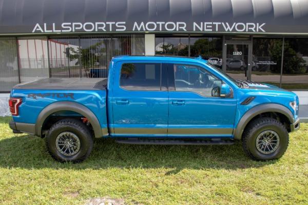 Used 2019 Ford F-150 Raptor | Miami, FL n5
