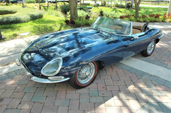 Used 1966 Jaguar E-Type Series 1  | Miami, FL n10