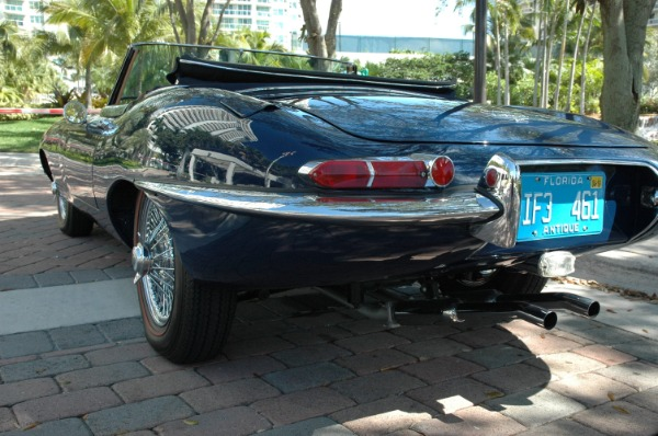 Used 1966 Jaguar E-Type Series 1  | Miami, FL n17