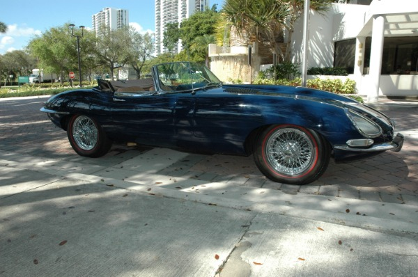 Used 1966 Jaguar E-Type Series 1  | Miami, FL n2