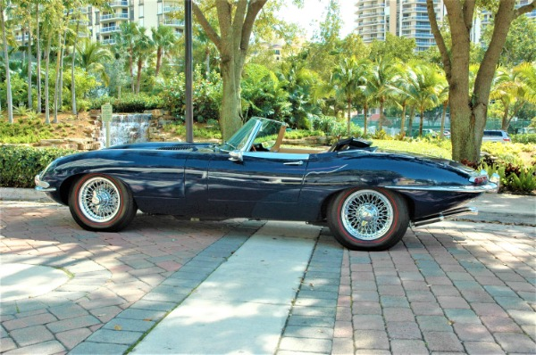 Used 1966 Jaguar E-Type Series 1  | Miami, FL n4