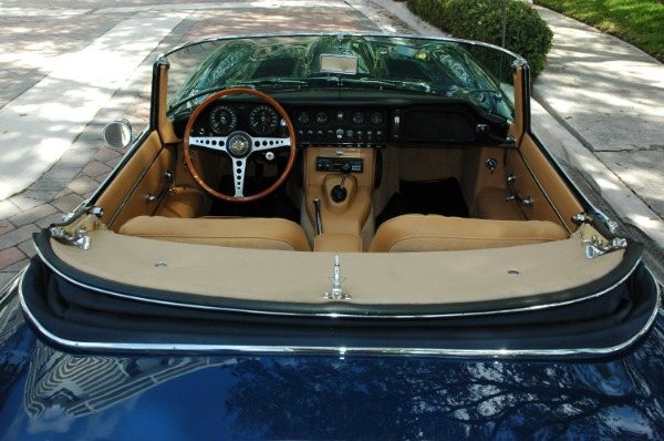 Used 1966 Jaguar E-Type Series 1  | Miami, FL n41