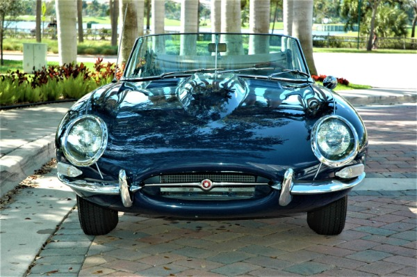 Used 1966 Jaguar E-Type Series 1  | Miami, FL n9