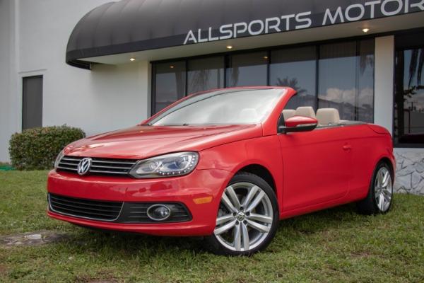 Used 2015 Volkswagen Eos Executive Edition SULEV | Miami, FL n10