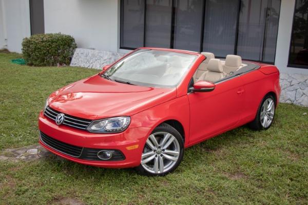 Used 2015 Volkswagen Eos Executive Edition SULEV | Miami, FL n13