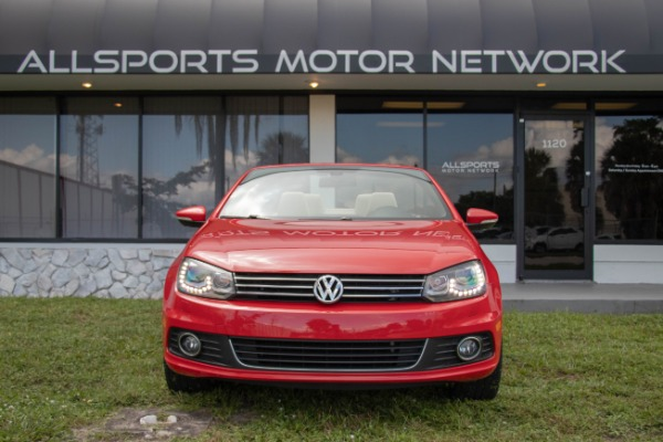 Used 2015 Volkswagen Eos Executive Edition SULEV | Miami, FL n15