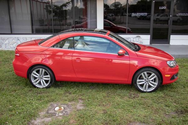 Used 2015 Volkswagen Eos Executive Edition SULEV | Miami, FL n18