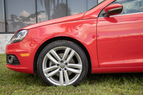 Used 2015 Volkswagen Eos Executive Edition SULEV | Miami, FL n23