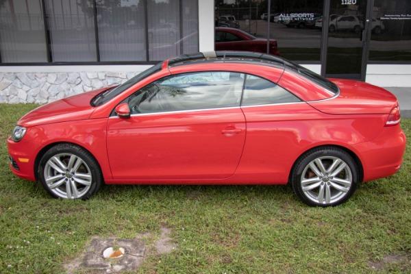 Used 2015 Volkswagen Eos Executive Edition SULEV | Miami, FL n24