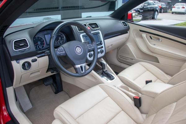 Used 2015 Volkswagen Eos Executive Edition SULEV | Miami, FL n30