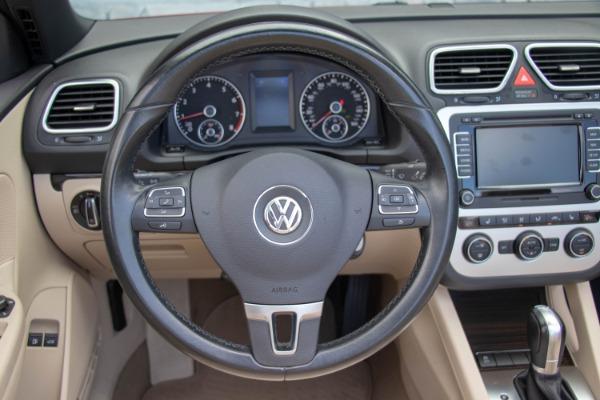 Used 2015 Volkswagen Eos Executive Edition SULEV | Miami, FL n36