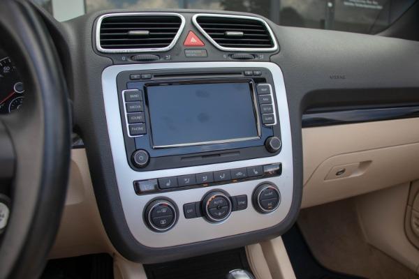 Used 2015 Volkswagen Eos Executive Edition SULEV | Miami, FL n40