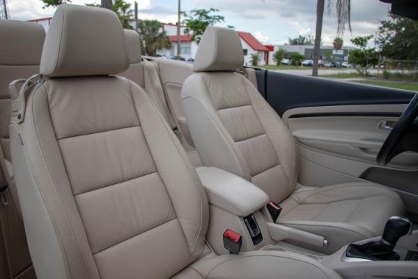 Used 2015 Volkswagen Eos Executive Edition SULEV | Miami, FL n47