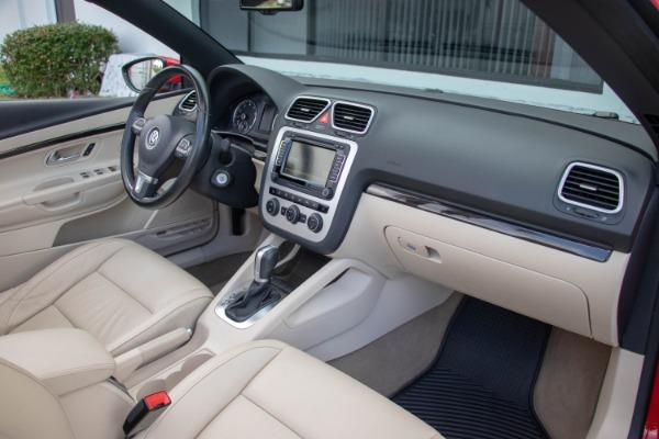Used 2015 Volkswagen Eos Executive Edition SULEV | Miami, FL n48