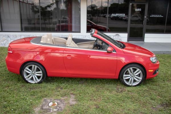 Used 2015 Volkswagen Eos Executive Edition SULEV | Miami, FL n5