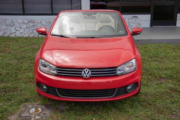 Used 2015 Volkswagen Eos Executive Edition SULEV | Miami, FL n6