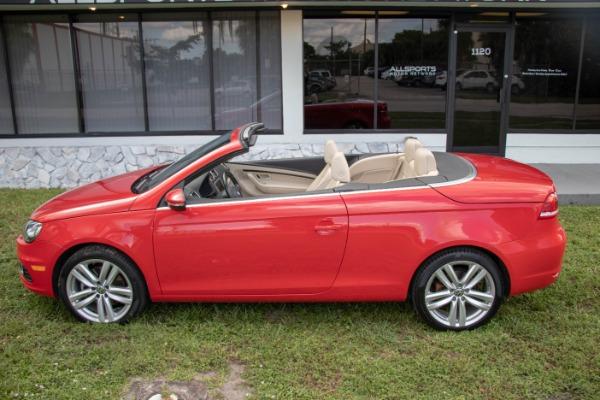 Used 2015 Volkswagen Eos Executive Edition SULEV | Miami, FL n7