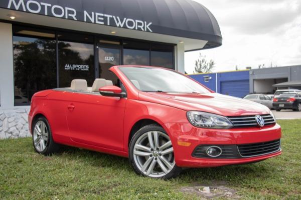 Used 2015 Volkswagen Eos Executive Edition SULEV | Miami, FL n8