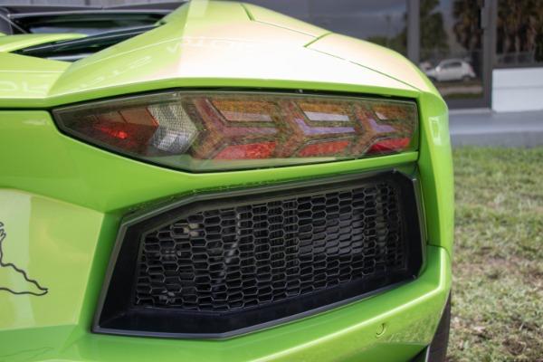 Used 2015 Lamborghini Aventador LP 700-4 Roadster | Miami, FL n19