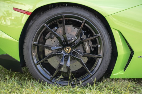 Used 2015 Lamborghini Aventador LP 700-4 Roadster | Miami, FL n23