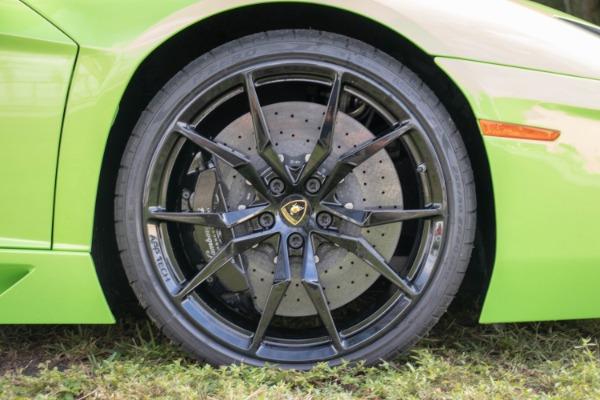 Used 2015 Lamborghini Aventador LP 700-4 Roadster | Miami, FL n25