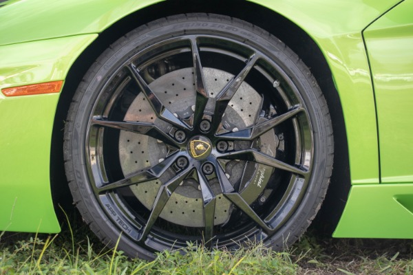 Used 2015 Lamborghini Aventador LP 700-4 Roadster | Miami, FL n29