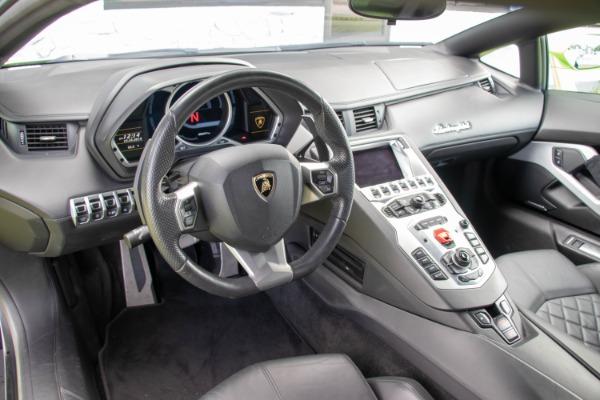 Used 2015 Lamborghini Aventador LP 700-4 Roadster | Miami, FL n33