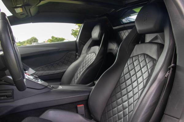 Used 2015 Lamborghini Aventador LP 700-4 Roadster | Miami, FL n34