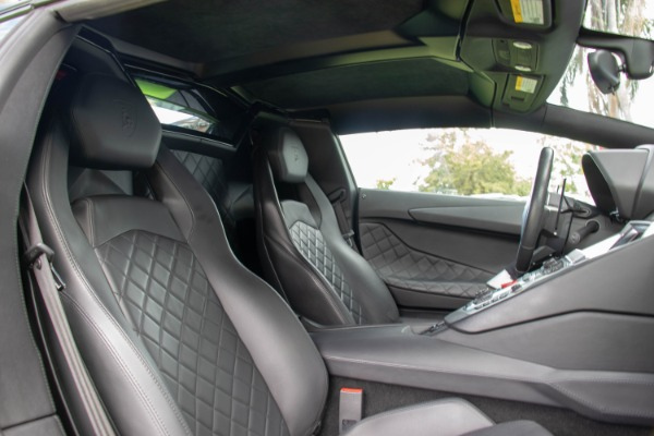 Used 2015 Lamborghini Aventador LP 700-4 Roadster | Miami, FL n35