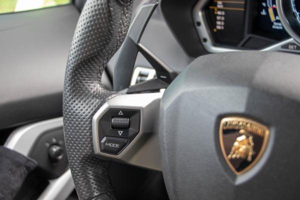 Used 2015 Lamborghini Aventador LP 700-4 Roadster | Miami, FL n38