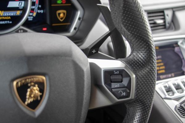 Used 2015 Lamborghini Aventador LP 700-4 Roadster | Miami, FL n40