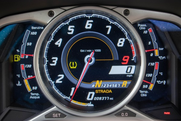 Used 2015 Lamborghini Aventador LP 700-4 Roadster | Miami, FL n42