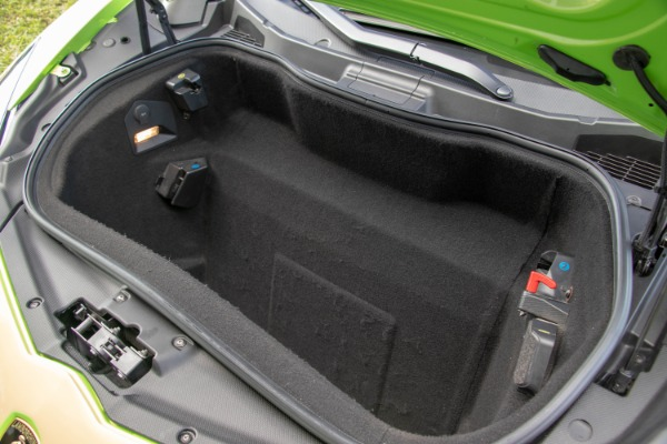 Used 2015 Lamborghini Aventador LP 700-4 Roadster | Miami, FL n53