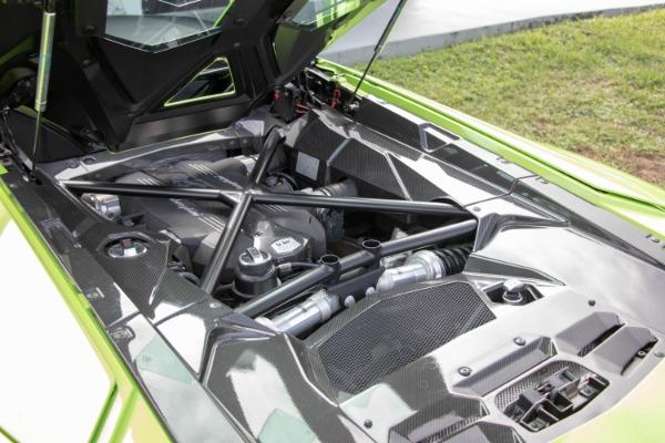 Used 2015 Lamborghini Aventador LP 700-4 Roadster | Miami, FL n62