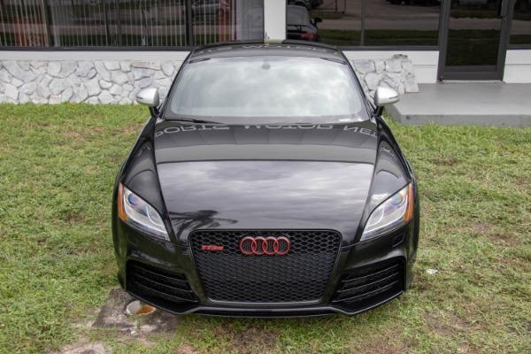 Used 2013 Audi TT RS 2.5 quattro | Miami, FL n12